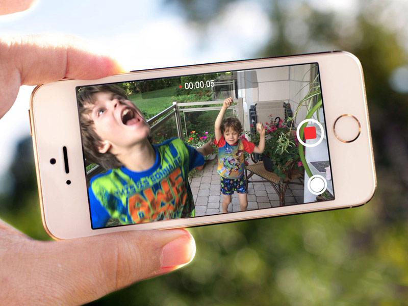 Почему видео снимает без звука на айфоне