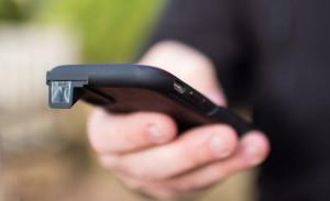 Представлен чехол для секретной видеосъемки с iPhone