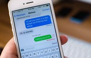 Что делать, если iPhone не отправляет сообщения?