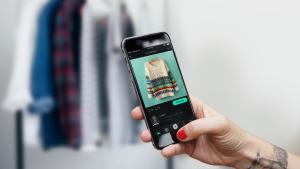 Украинцы создали приложение, которое подбирает одежду в магазине