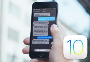 iOS 10: «темному режиму» быть!