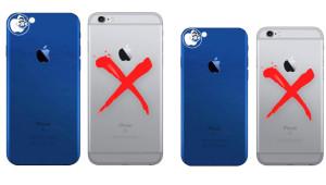 СМИ: серого iPhone больше не будет. Будет синий
