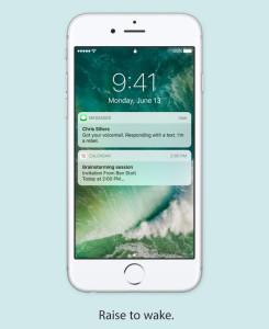 Функция Raise To Wake будет недоступной для большинства пользователей iPhone