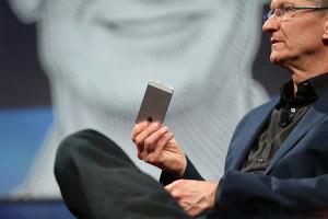 Тим Кук: люди уже не могут без смартфонов
