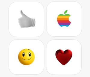 Apple выпустила новые наборы анимированных стикеров для iMessage