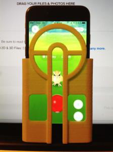 Создан чехол-прицел для iPhone для игры в Pokemon GO