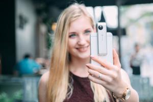 Представлена дешевая камера для съемки VR-видео
