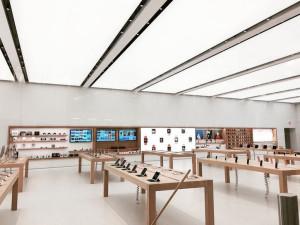 Новый Apple Store в Нью-Йорке: первый взгляд