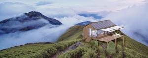 Украинский стартап PassivDom представил первый «умный» дом с солнечными батареями, который можно напечатать на 3D-принтере