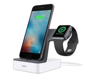 Belkin выпустила док-станцию для одновременной зарядки iPhone и Apple Watch