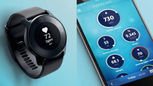 Philips представила умные часы Health Watch, которые дают точные медицинские показатели