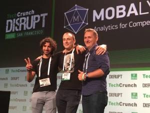 Украинский стартап победил в конкурсе TechCrunch