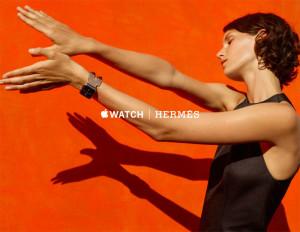Выпущена первая реклама Apple Watch Hermès
