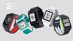 Pebble представила две новые версии «умных» часов