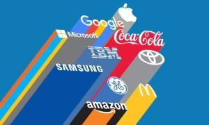 Apple стала самым дорогим брендом в мире