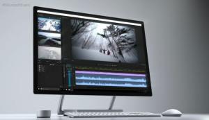 Microsoft представила Surface Studio — конкурента iMac