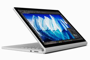 Microsoft представила новый ноутбук Surface Book i7