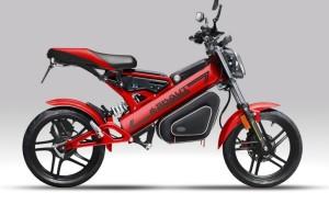 Украинский стартап начал продавать электрические мотоциклы
