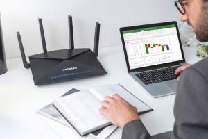 Самый быстрый роутер в мире представила компания NetGear
