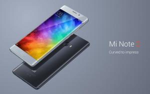 Xiaomi Mi Note 2: изогнутый дисплей, алюминиевый корпус, не взрывается
