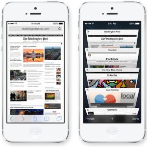 Как восстановить закрытые вкладки в Safari для iOS
