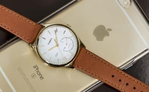 Timex представили аналоговые смарт-часы, которым не нужна подзарядка