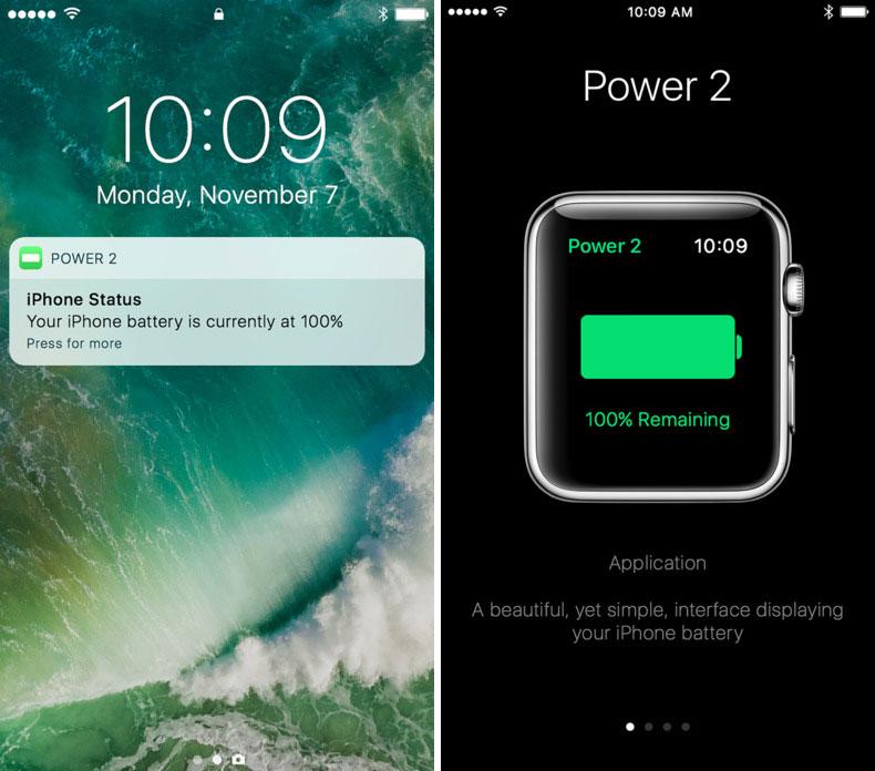 Программа для батарея айфон