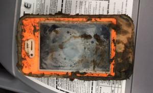 iPhone 4 пролежал на дне озера почти два года и остался в рабочем состоянии