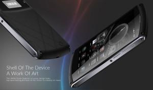 iMan Victor — первый смартфон с каркасом из жидкого металла