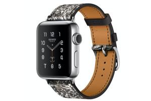 Hermes представит новую коллекцию ремешков для Apple Watch