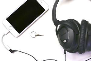 Представлен брелок, который поможет не потерять адаптер для наушников к iPhone 7