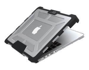 Urban Armor Ice: бронированный чехол для MacBook Pro