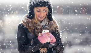Как сделать, чтобы iPhone не разряжался на холоде?