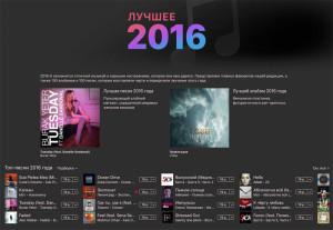 Названы лучшие исполнители и альбомы года по версии Apple Music
