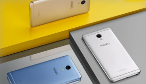 Meizu представила бюджетный смартфон M5 Note