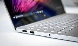 Новый ноутбук от Xiaomi: характеристики и цена