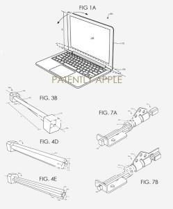 Apple работает над созданием «умных» петель для MacBook