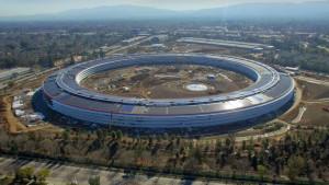 Строительство новой штаб-квартиры близится к завершению: опубликовано новое видео с дрона