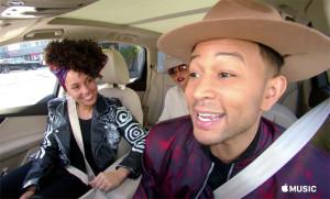 Carpool Karaoke стала сериалом и будет транслироваться Apple
