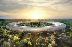 Apple показала первый трейлер-презентацию нового кампуса