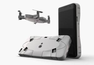Selfly: чехол-дрон для iPhone, который снимет селфи с любой точки