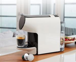 Компания Xiaomi представила капсульную «умную» кофеварку