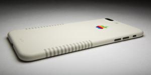 Любители ретро оценят: iPhone 7 Plus в стиле Macintosh