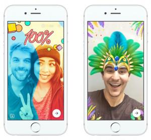 Facebook снова скопировал Snapchat и запустил самоуничтожающиеся истории