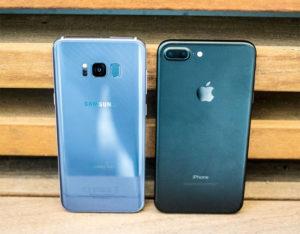 Почему iPhone 7 лучше Samsung Galaxy S8: 6 причин