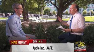 Тим Кук рассказал, что cбросил 14 килограмм с помощью Apple Watch