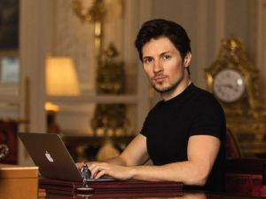 СМИ узнали, куда переехал Павел Дуров