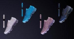 Nike представила новую коллекцию ремешков для Apple Watch и кроссовки к ним