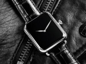 Швейцарская компания украла дизайн Apple Watch и выпустила механические часы