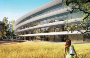 5 неожиданных фактов о новом кампусе Apple Park